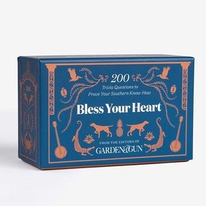 Bless Your Heart: 200 Trivia Questions Cards Game